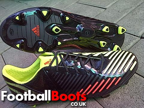 Black/Green/Infrared Predator D5s