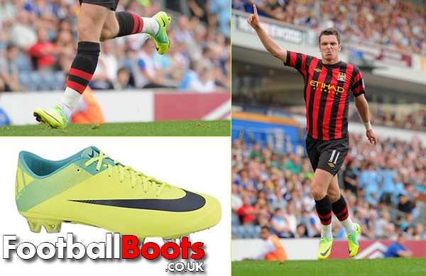 Adam Johnson Mercurial Superfly Boots