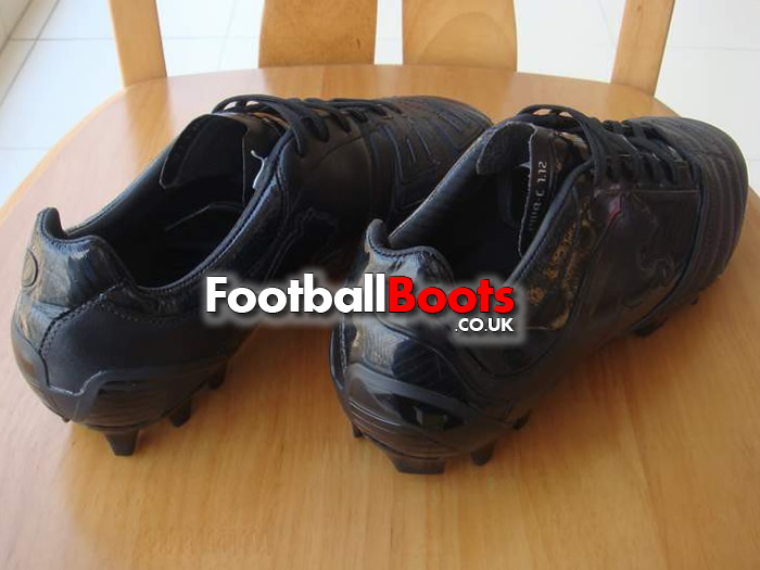 Black Puma PowerCat 1.12 Football Boots