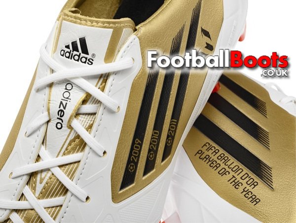 Messi Gold Boots