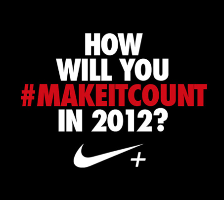 Nike make it count campaign