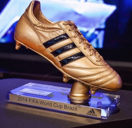 world cup golden boot 2014 rules
