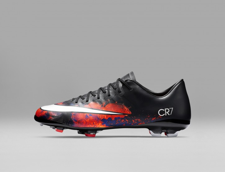 Cristiano Ronaldo New Shoes Nike Mercurial Sl