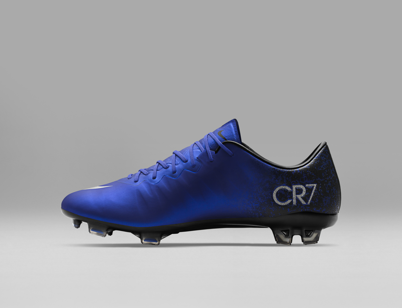 Blue CR7 Natural Diamond Mercurial Superfly Boots ...