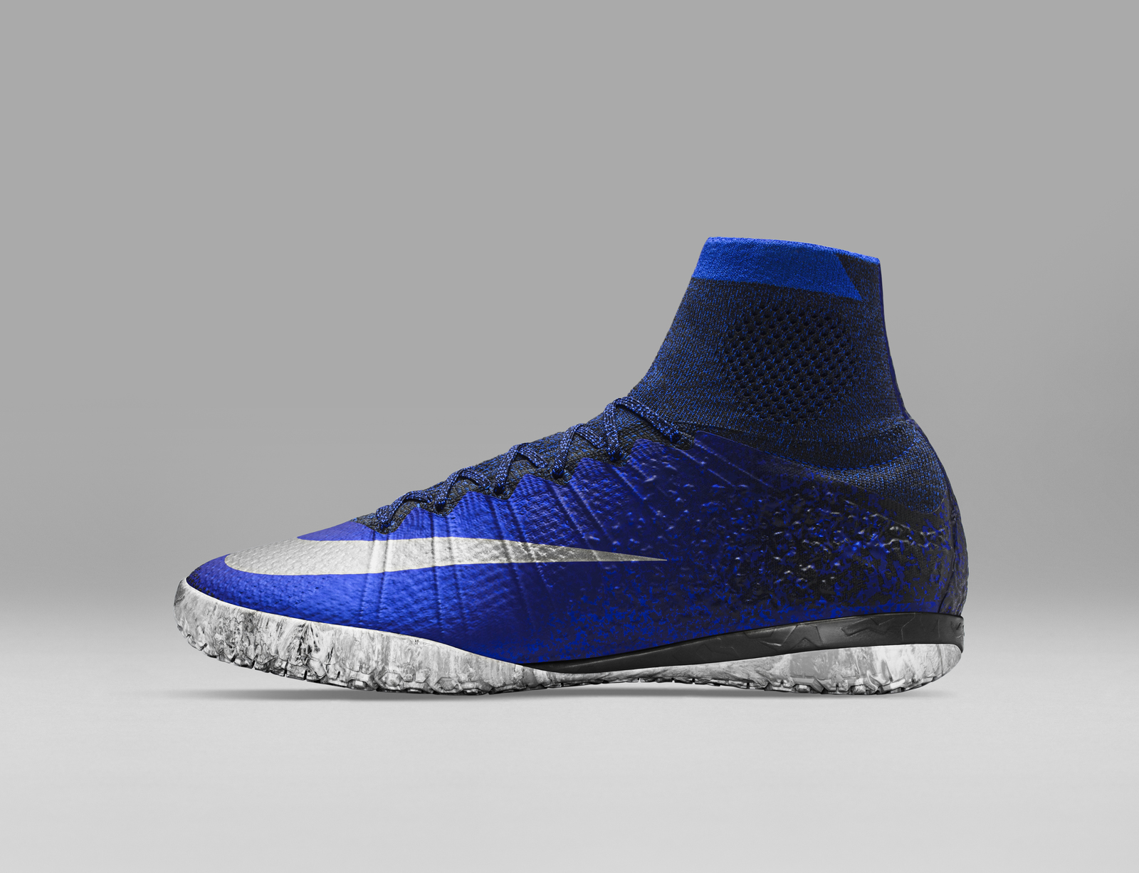 23b96d95c ... gallery 2  blue cr7 natural diamond mercurial superfly boots football  boots ...